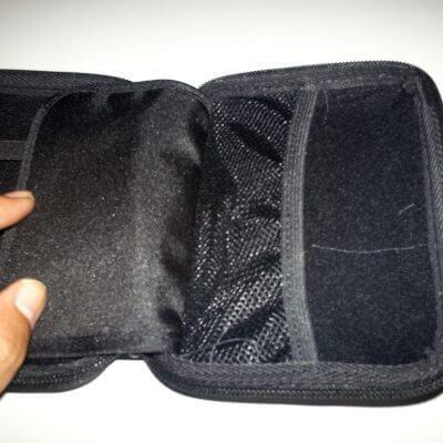 Detail produk external harddisk hardcase merek Databank