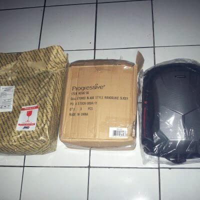 Bongkar paket Dinomarket - paket dan barang