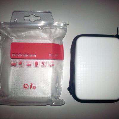 Kemasan casing hardcase untuk harddisk eksternal - kemasan dan barang