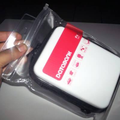 Kemasan casing hardcase untuk harddisk eksternal - kemasan plastik pelindung