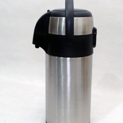 Shuma Stainless Steel Vacuum Airpot (tampak samping)